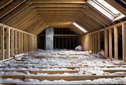 Attic Insulation Installation Dallas