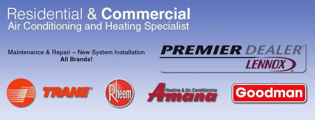 Dallas Heating and Air Conditioning - We carry and Service All Brands