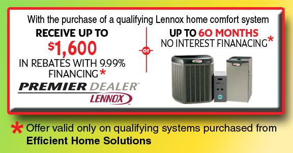 Lennox Home Comfort System