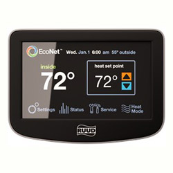 Ruud Thermostst Repair, Replacement and Maintenance