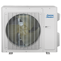 American Standard Ductless System