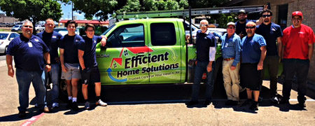 Air conditioner repair and new air conditioning unit repair and installation technicians Frisco, TX.