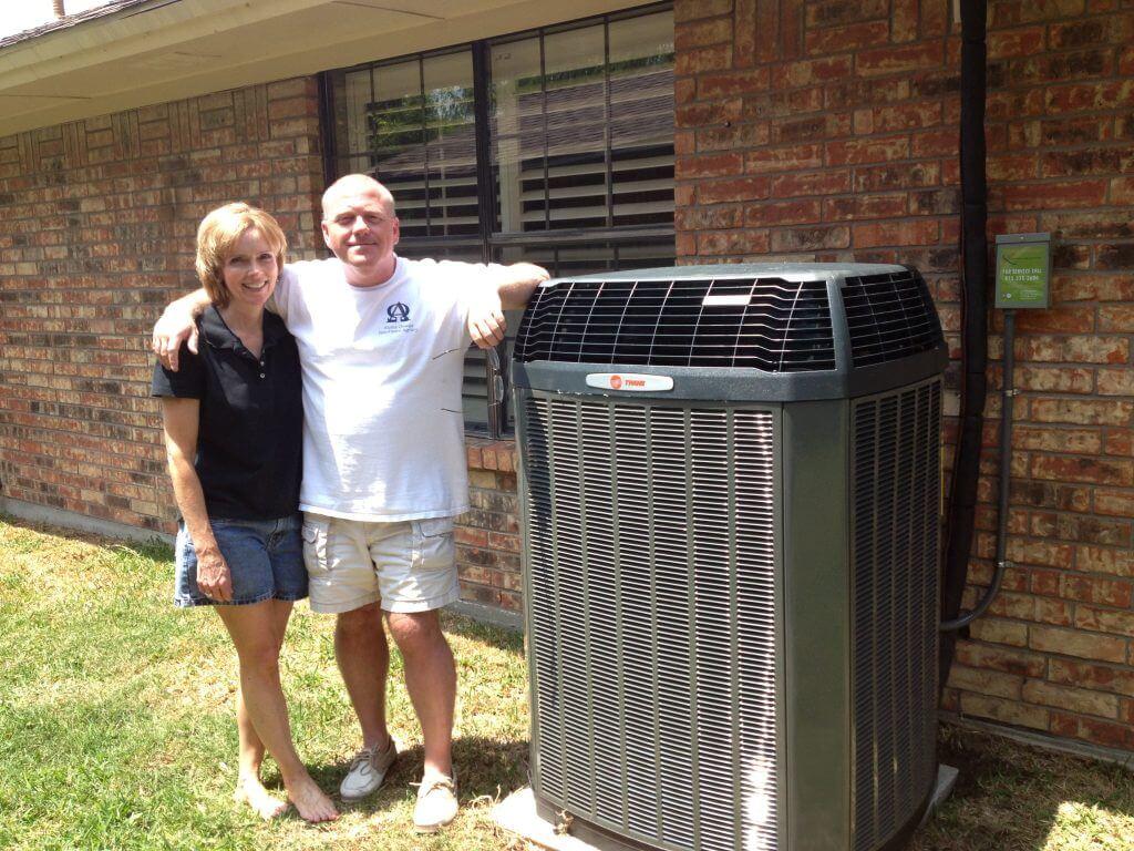 Air Conditioning Service & Repair Dallas, Plano, Frisco & DFW
