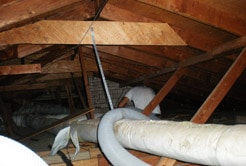 Attic Insulation Dallas Fort Worth