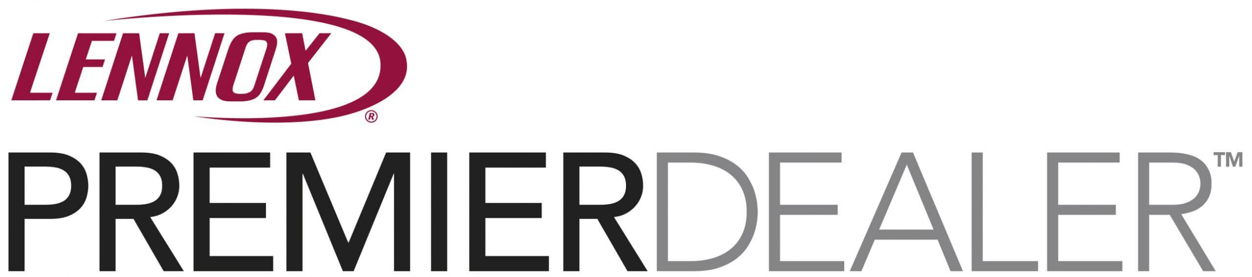 Lennox premier dealer logo