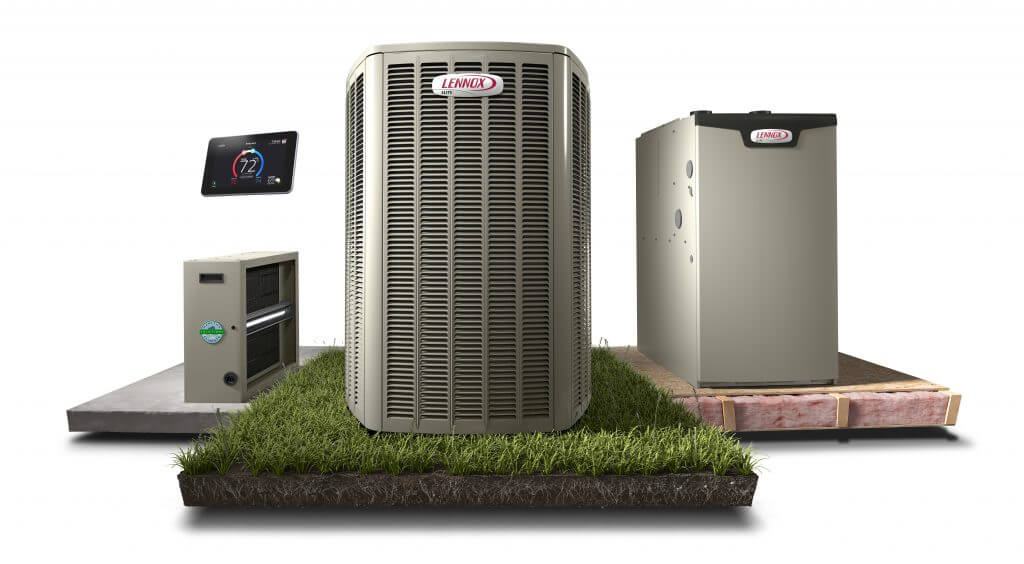 Lennox Elite HVAC Family
