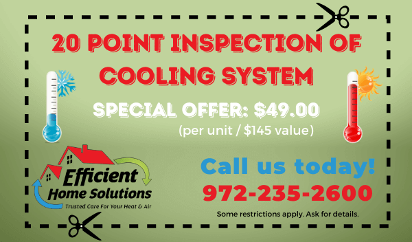 29 Point Inspection of Cooling System $49