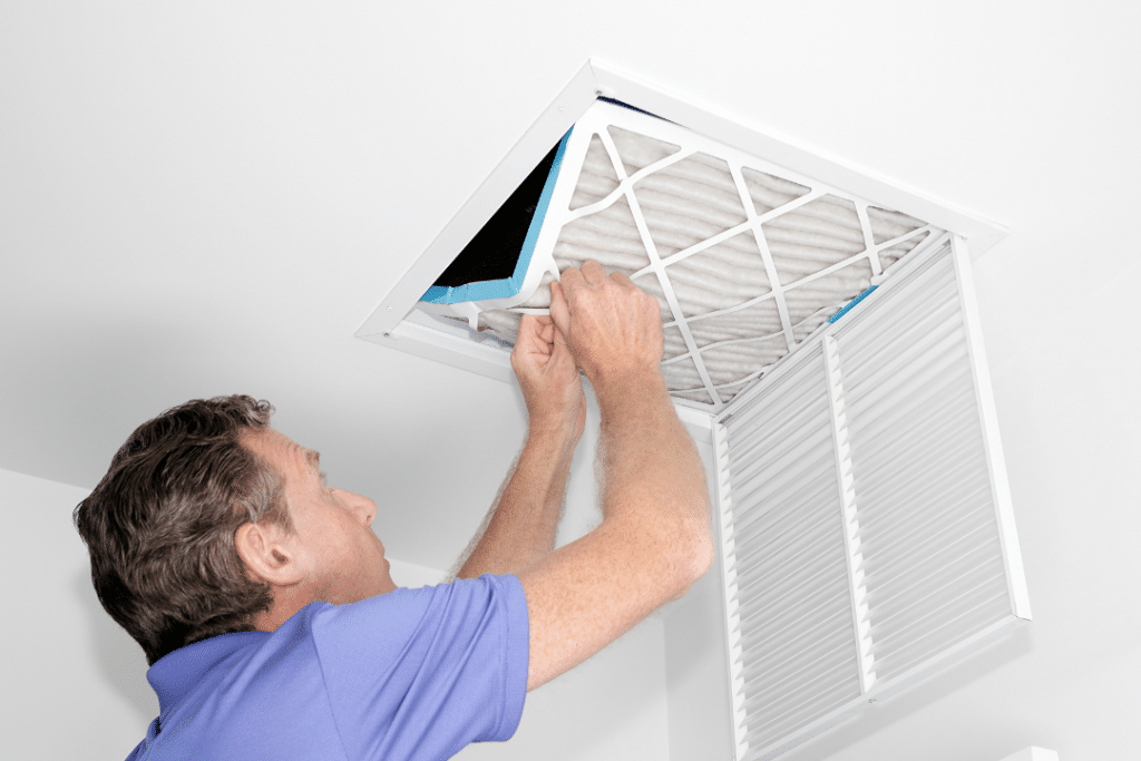 When to replace indoor ac filter