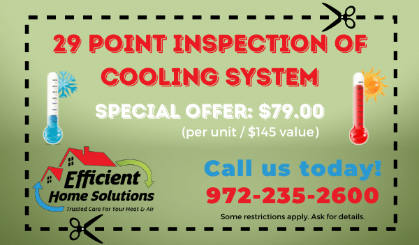 29 Point Inspection of Cooling System $79
