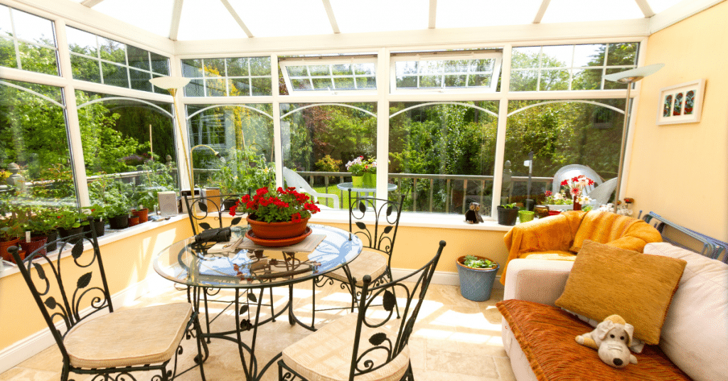 Options for Sunrooms