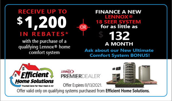Efficient Home Solutions Coupon